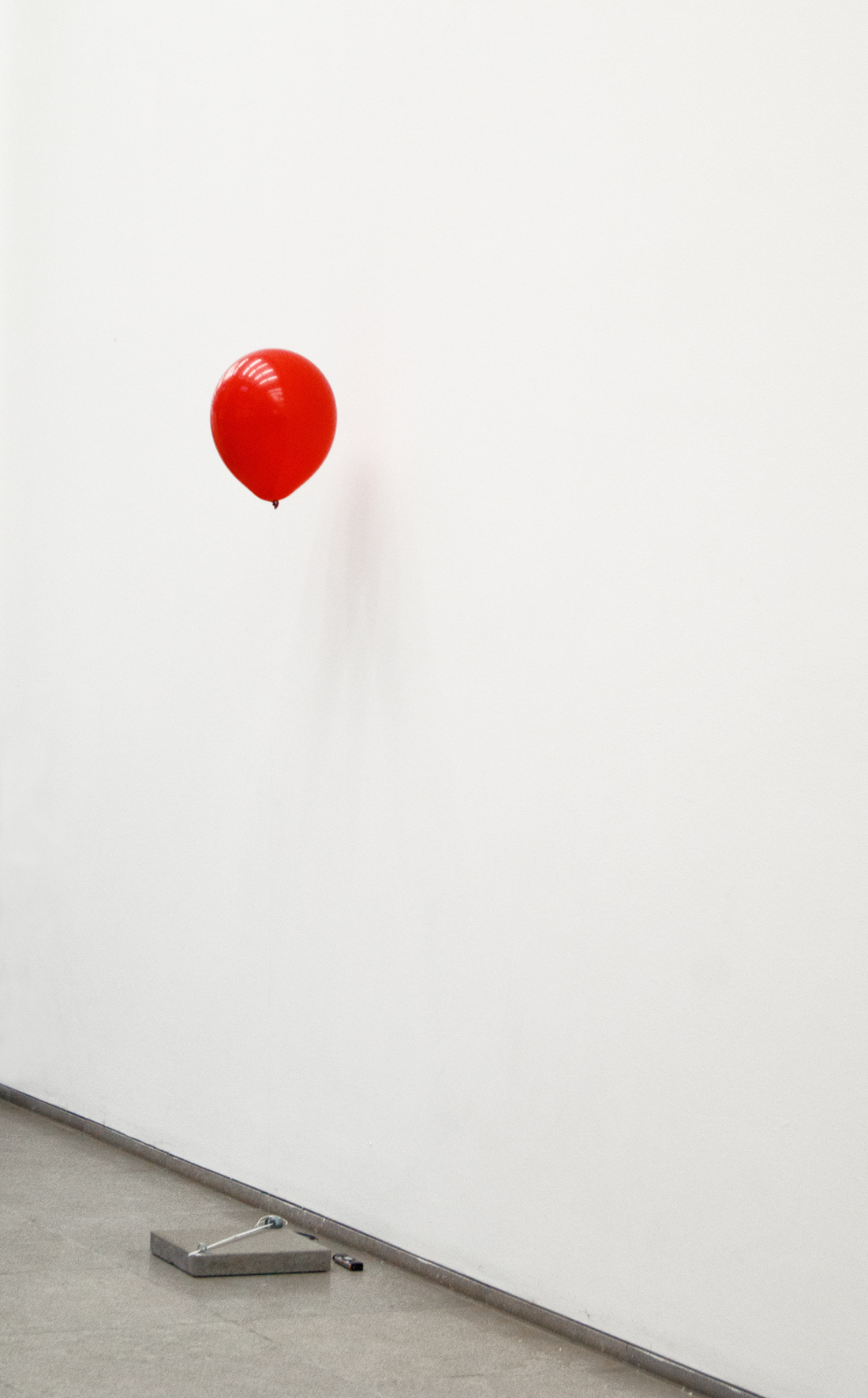 Euan Williams, what goes down, balloon